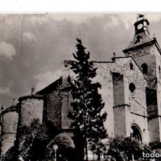 Postales: TARJETA POSTAL DE CIUDAD REAL. IGLESIA ROMANICA DE SAN PEDRO APOSTOL.. Lote 132279842