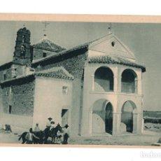 Postales: DAIMIEL (CIUDAD REAL).- ERMITA DEL CRISTO DE LA LUZ J.F.. Lote 132427590