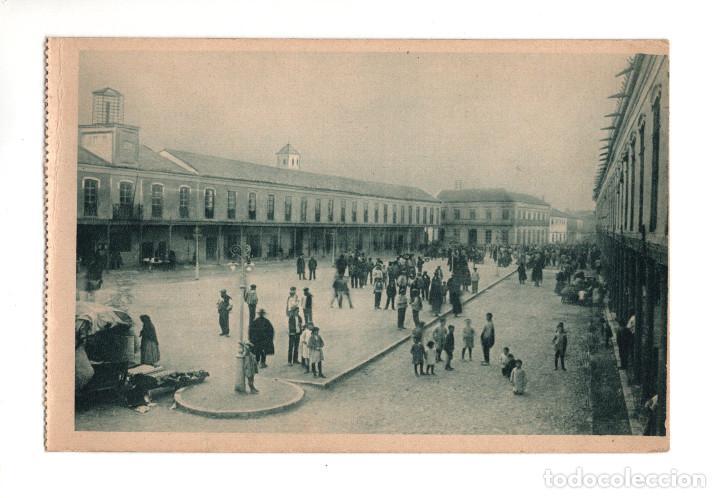 DAIMIEL (CIUDAD REAL).- PLAZA DE LA CONSTITUCION (Postales - España - Castilla La Mancha Antigua (hasta 1939))