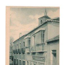 Postales: DAIMIEL (CIUDAD REAL).- CALLE DE ROMANONES. J.F. Lote 132428426