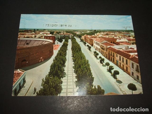 TOMELLOSO CIUDAD REAL PANORAMICA (Postales - España - Castilla La Mancha Antigua (hasta 1939))