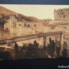 Postales: POSTAL CUENCA .PUENTE DE SAN PABLO. Lote 133203010
