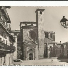 Postales: SIGÜENZA - PLAZA MAYOR. CATEDRAL - Nº 35 ED. BOX. Lote 133307482