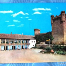 Postales: CASTILLO Y PARADOR NACIONAL DE TURISMO DE OROPESA (TOLEDO).. Lote 133541566