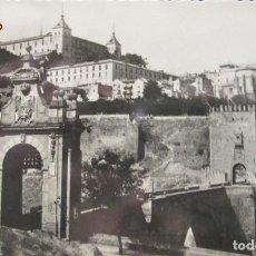 Postales: POSTAL TOLEDO - PUENTE ALCANTARA Y ALCAZAR ANTES DEL ASEDIO (5) - H.A.E. - ESPAÑA - SIN CIRCULAR. Lote 134198134