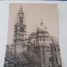 Postales: TOLEDO LA CATEDRAL. Lote 135799878