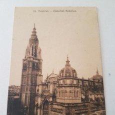 Postales: TOLEDO CATEDRAL. Lote 135800326