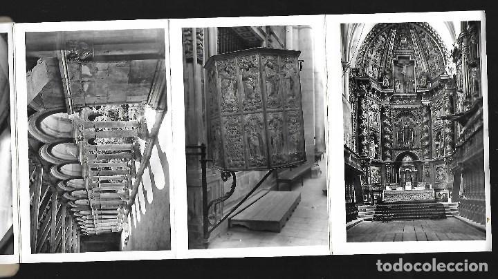 Postales: BLOC DE 10 POSTALES EN ACORDON DE - MONASTERIO DE LAS HUELGAS - BURGOS - FOTO- GARCIA GARRABELLA- - Foto 3 - 137657086