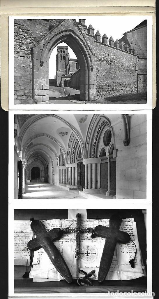 Postales: BLOC DE 10 POSTALES EN ACORDON DE - MONASTERIO DE LAS HUELGAS - BURGOS - FOTO- GARCIA GARRABELLA- - Foto 4 - 137657086