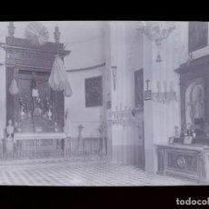 Postales: TOLEDO - CLICHE ORIGINAL - NEGATIVO EN CELULOIDE - AÑOS 1900-1920 - FOTOTIP. THOMAS, BARCELONA. Lote 137687662
