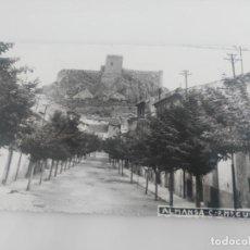 Postales: ANTIGUA POSTAL DE ALMANSA CUENCA. Lote 138209106