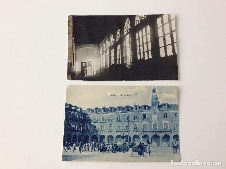 Postales: Cuatro antiguas fotografías de Ocaña Toledo - Foto 6 - 130129303