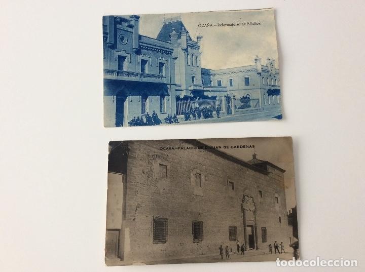 Postales: Cuatro antiguas fotografías de Ocaña Toledo - Foto 7 - 130129303