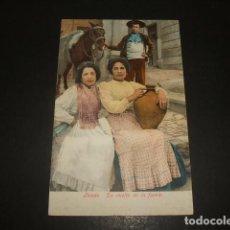 Postales: TOLEDO DE VUELTA DE LA FUENTE ED. PURGER 2977 REVERSO SIN DIVIDIR. Lote 138940126