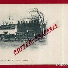 Postales: POSTAL CIUDAD REAL , FIELATO DE LA PUERTA DE ALARCOS, REVERSO SIN PARTIR , ORIGINAL, P376. Lote 139301238