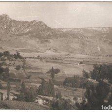 Postales: RIOPAR (ALBACETE) VISTA GENERAL. POSTAL FOTOGRÁFICA.. Lote 140409134