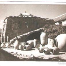 Postales: VILLARROBLEDO (ALBACETE) HORNO Y TINAJAS.. Lote 140414082