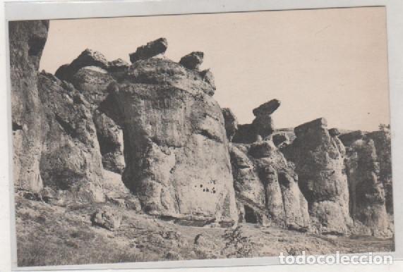 CUENCA. 16 ROCAS ARTÍSTICAS. L. ROISIN. SIN CIRCULAR. (Postales - España - Castilla La Mancha Antigua (hasta 1939))