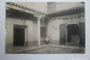 TOLEDO Casa del Greco Patio