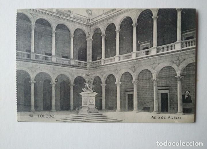 TOLEDO Patio de Alcázar - 140876798