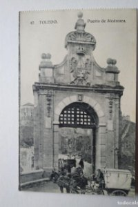 TOLEDO Puerta de Alcántara