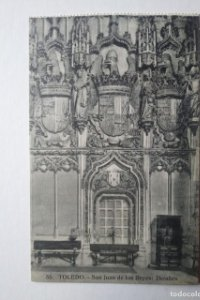 TOLEDO San Juan de los Reyes (detalles)