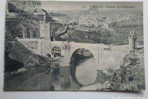 TOLEDO Puente de Alcántara