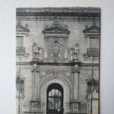Postales: TOLEDO PUERTA PRINCIPAL DEL ALCÁZAR. Lote 140877522
