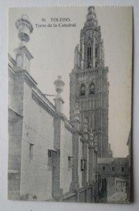 TOLEDO Torre de la catedral