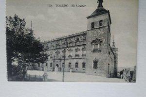 TOLEDO El Alcázar