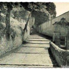 Postales: TARJETA POSTAL FOTOGRAFICA - CUENCA / BAJADA DE LAS ANGUSTIAS. Lote 142050390
