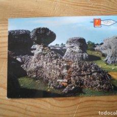 Postales: CUENCA CIUDAD ENCANTADA LA FOCA ED. PERGAMINO Nº 9052 (SIN CIRCULAR). Lote 143146394