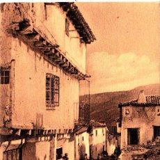 Postales: ALCARAZ (ALBACETE) - CALLE DE LAS TORRES. Lote 145443030