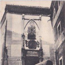 Postales: TOLEDO - POSADA DE LA HERMANDAD. Lote 145779850