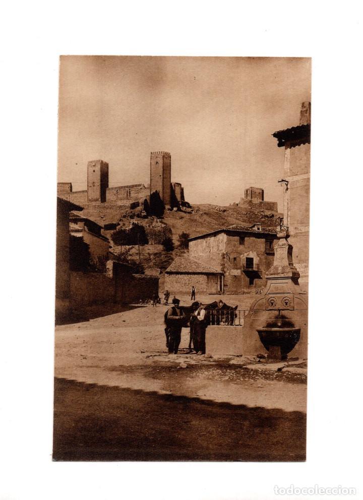 MOLINA DE ARAGÓN.(GUADALAJARA).- SUBIDA A SAN FELIPE (Postales - España - Castilla La Mancha Antigua (hasta 1939))