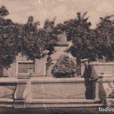 Postales: POSTAL ORIGINAL. DÉCADA 30. ALBACETE. ALMANSA. FUENTE DE LA GLORIETA. Nº969. Lote 146511150