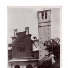 Cartes Postales: TOLEDO.- SANTIAGO DEL ARRABAL. TORRE ARABE.. Lote 146629790