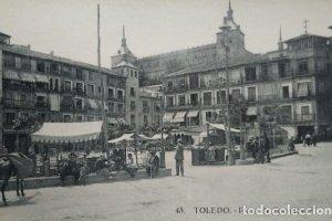 TOLEDO Plaza de Zocodover