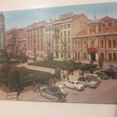Postales: POSTAL ALBACETE PLAZA CAUDILLO. Lote 147108402