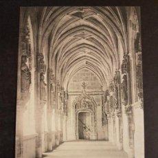 Postales: TOLEDO SAN JUAN DE LOS REYES CLAUSTRO. Lote 147281026