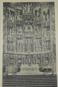 Toledo Catedral Retablo del Altar Mayor