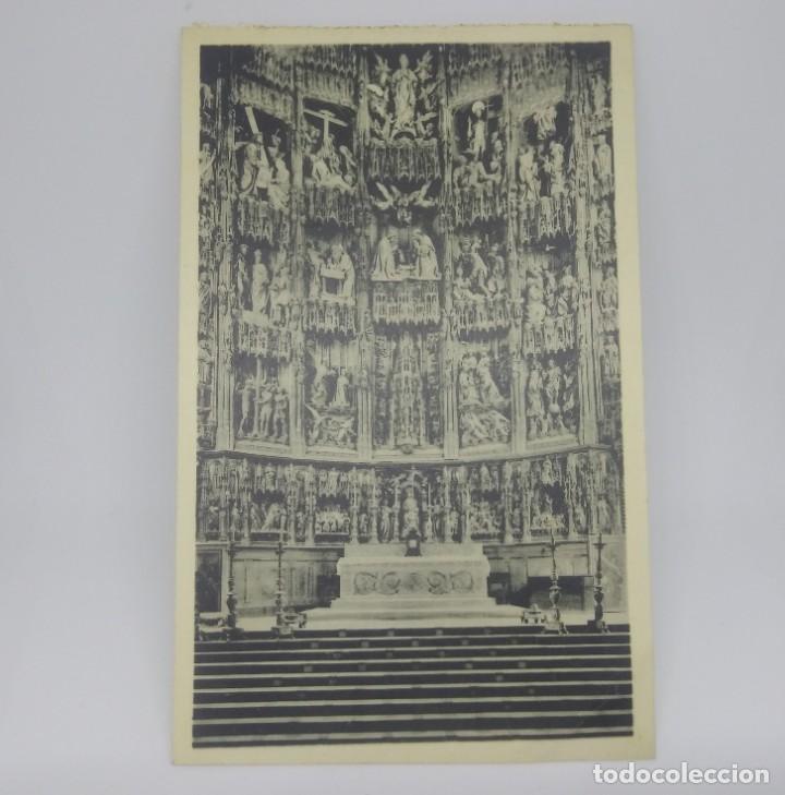 Toledo Catedral Retablo del Altar Mayor - 147445962