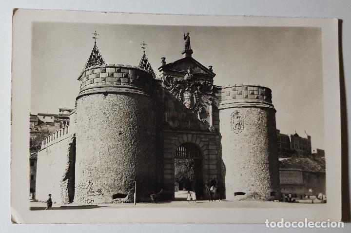 TOLEDO PUERTA DE BISAGRA (Postales - España - Castilla la Mancha Moderna (desde 1940))