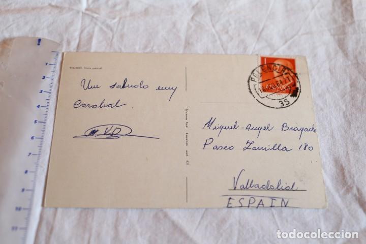 Postales: TOLEDO. Postal. Vista Parcial. Edita: ediciones Fardi 431 - Foto 2 - 147598950