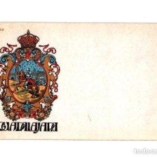Postales: GUADALAJARA ESCUDO LIT. HERMENEGILDO MIRALLES. . Lote 147707162