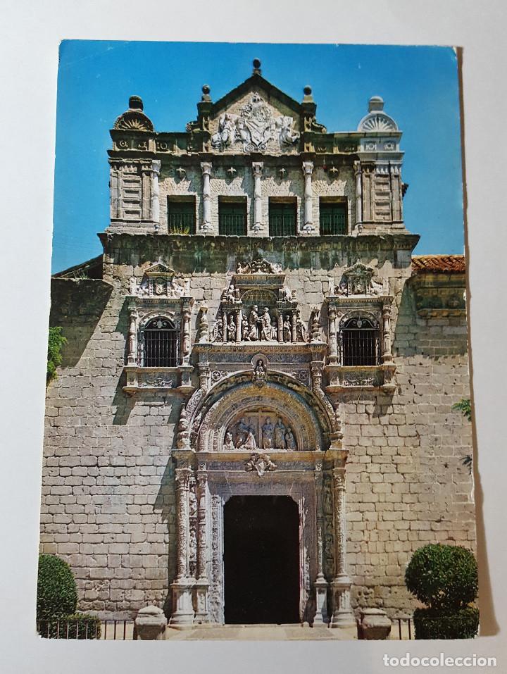 TOLEDO MUSEO DE SANTA CRUZ FACHADA - L. ARRIBAS (Postales - España - Castilla la Mancha Moderna (desde 1940))
