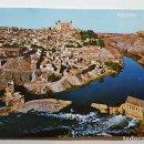 Postales: TOLEDO VISTA GENERAL Y RIO TAJO - ED. JULIO DE LA CRUZ. Lote 147788398