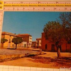 Postales: POSTAL DE GUADALAJARA. AÑO 1974. MILMARCOS, PLAZA DE LA FUENTE VIEJA Y FRONTÓN. 1322. Lote 147789498