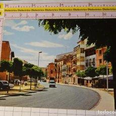 Postales: POSTAL DE GUADALAJARA. AÑO 1971. MOLINA DE ARAGÓN, AVENIDA DEL GENERALÍSIMO FRANCO. RENAULT 4. 1323. Lote 147789542
