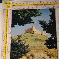 Postales: POSTAL DE GUADALAJARA. AÑO 1967. CASTILLO DE JADRAQUE. 1325. Lote 147789574